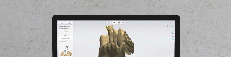 Corso: Flusso Digitale, dall' impronta al manufatto finito (dalla corona singola al full arch)