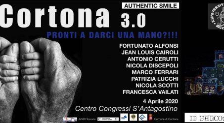 """Biotype sarà presente al convegno """"Authentic smile Cortona 3.0"""" 4 Aprile 2020"""